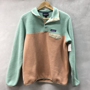 Primary Photo - BRAND: PATAGONIA STYLE: FLEECE COLOR: MINT SIZE: S OTHER INFO: AS IS SKU: 194-19414-38268