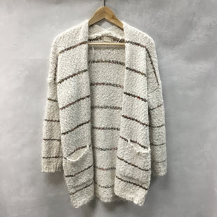 Primary Photo - BRAND: ALTARD STATE STYLE: SWEATER CARDIGAN LIGHTWEIGHT COLOR: CREAM SIZE: S SKU: 194-194220-5004