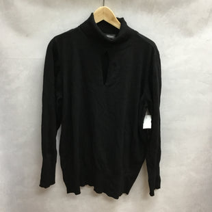 Primary Photo - BRAND: LANE BRYANT STYLE: TOP LONG SLEEVE COLOR: BLACK SIZE: 2X SKU: 194-194197-13335
