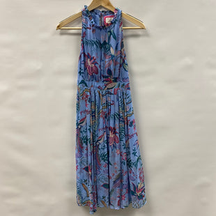Primary Photo - BRAND: ANTHROPOLOGIE STYLE: DRESS SHORT SLEEVELESS COLOR: BLUE SIZE: XS OTHER INFO: NEW! SKU: 194-194183-25093