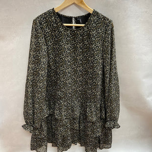 Primary Photo - BRAND: NORDSTROM STYLE: DRESS SHORT LONG SLEEVE COLOR: BLACK SIZE: 18 SKU: 194-194172-22686