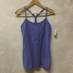 Primary Photo - BRAND: LULULEMON STYLE: ATHLETIC TANK TOP COLOR: PERIWINKLE SIZE: 8 OTHER INFO: AS ISSKU: 194-194194-8796