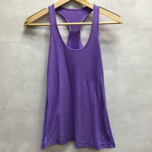 Primary Photo - BRAND: LULULEMON STYLE: ATHLETIC TANK TOP COLOR: PURPLE SIZE: 8 SKU: 194-194225-1326