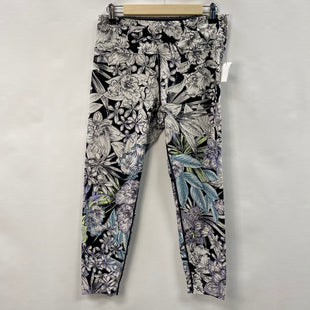 Primary Photo - BRAND: CALVIN KLEIN PERFORMANCE STYLE: ATHLETIC CAPRIS COLOR: WHITE BLACK SIZE: L SKU: 194-194234-1436