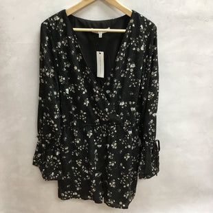 Primary Photo - BRAND: NORDSTROM STYLE: DRESS SHORT LONG SLEEVE COLOR: BLACK SIZE: L OTHER INFO: NEW! SKU: 194-194167-29975