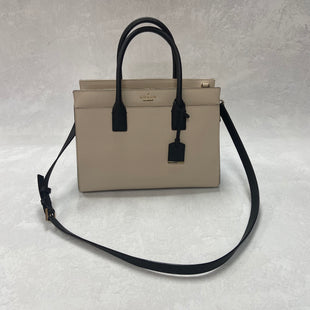 Primary Photo - BRAND: KATE SPADE STYLE: HANDBAG DESIGNER COLOR: DUSTY PINK SIZE: MEDIUM OTHER INFO: MINOR INTERIOR PEN MARKS SKU: 194-194183-19603