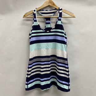 Primary Photo - BRAND: LULULEMON STYLE: ATHLETIC TANK TOP COLOR: STRIPED SIZE: 8 SKU: 194-194237-796