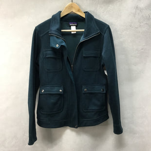 Primary Photo - BRAND: PATAGONIA STYLE: FLEECE COLOR: GREEN SIZE: M OTHER INFO: AS IS SKU: 194-194231-1117