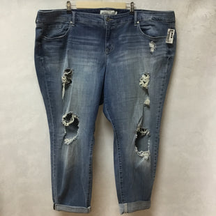 Primary Photo - BRAND: TORRID STYLE: JEANS COLOR: DENIM SIZE: 26 SKU: 194-194229-4166