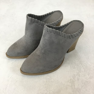 Primary Photo - BRAND: WILD DIVA STYLE: BOOTS ANKLE COLOR: GREY SIZE: 7.5 SKU: 194-194183-22585