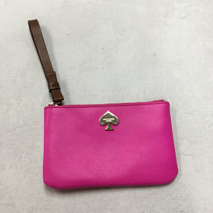 Primary Photo - BRAND: KATE SPADE STYLE: WRISTLET COLOR: HOT PINK SKU: 194-194225-1141