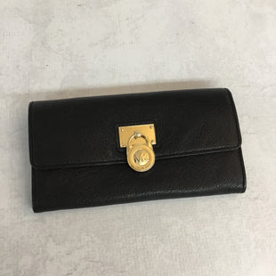 Primary Photo - BRAND: MICHAEL KORS STYLE: WALLET COLOR: BLACK SIZE: LARGE SKU: 194-194172-20637