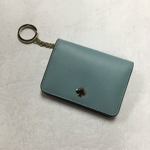 Primary Photo - BRAND: KATE SPADE STYLE: WALLET COLOR: LIGHT BLUE SIZE: SMALL OTHER INFO: NEW! 4 X 3 INCHESSKU: 194-194167-30009