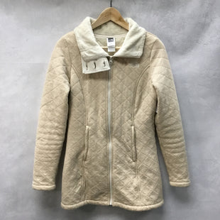 Primary Photo - BRAND: NORTHFACE STYLE: JACKET OUTDOOR COLOR: CREAM SIZE: S SKU: 194-19414-38619