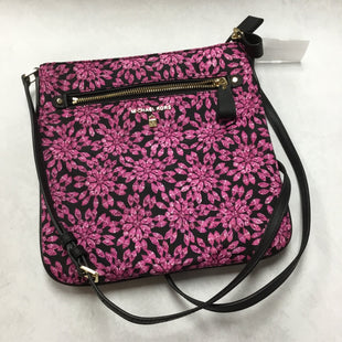 Primary Photo - BRAND: MICHAEL KORS STYLE: HANDBAG DESIGNER COLOR: PINKBLACK SIZE: SMALL SKU: 194-194194-8688