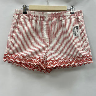 Primary Photo - BRAND: ANN TAYLOR LOFT O STYLE: SHORTS COLOR: RED WHITE SIZE: M OTHER INFO: NEW! SKU: 194-194183-18244