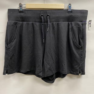 Primary Photo - BRAND: ATHLETA STYLE: ATHLETIC SHORTS COLOR: BLACK SIZE: XL SKU: 194-194167-35513