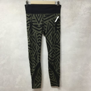 Primary Photo - BRAND: LULULEMON STYLE: ATHLETIC CAPRIS COLOR: GREEN SIZE: 4 SKU: 194-194234-925