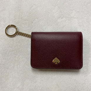 Primary Photo - BRAND: KATE SPADE STYLE:   CM TAG COLOR: MAROON SKU: 194-194197-12535