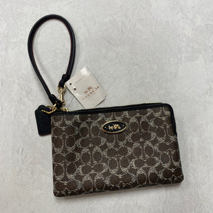 Primary Photo - BRAND: COACH STYLE: WRISTLET COLOR: MONOGRAM SKU: 194-194167-33981