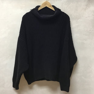 Primary Photo - BRAND: FREE PEOPLE STYLE: SWEATER HEAVYWEIGHT COLOR: BLACK SIZE: M SKU: 194-19414-39017
