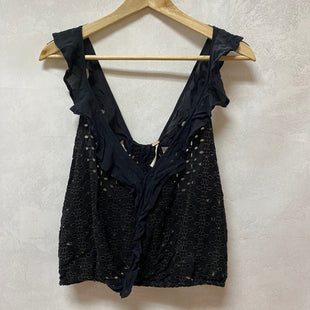 Primary Photo - BRAND: FREE PEOPLE STYLE: TOP SLEEVELESS COLOR: BLACK SIZE: S SKU: 194-194229-4464