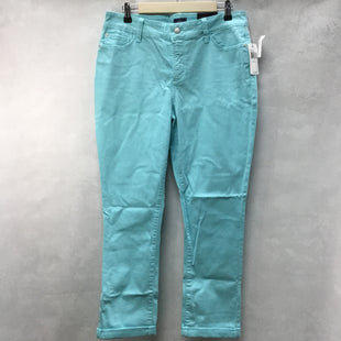 Primary Photo - BRAND: NOT YOUR DAUGHTERS JEANS STYLE: PANTS COLOR: TEAL SIZE: 12 OTHER INFO:SKU: 194-194220-5060