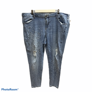 Primary Photo - BRAND: LANE BRYANT STYLE: JEANS COLOR: DENIM SIZE: 24 SKU: 194-194197-13326