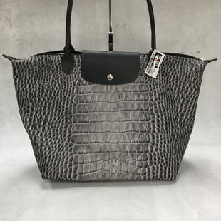 Primary Photo - BRAND: LONGCHAMP STYLE: HANDBAG DESIGNER COLOR: SNAKESKIN PRINT SIZE: LARGE SKU: 194-194229-2773AS IS