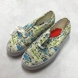 Primary Photo - BRAND: VANS STYLE: SHOES FLATS COLOR: BEIGE SIZE: 7.5 OTHER INFO: NEW! SKU: 194-194167-32015