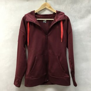 Primary Photo - BRAND: NORTHFACE STYLE: ATHLETIC JACKET COLOR: MAROON SIZE: M SKU: 194-194183-19378