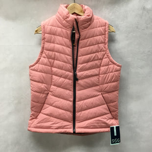 Primary Photo - BRAND:   DSGSTYLE: VEST DOWN COLOR: PINK SIZE: M SKU: 194-194183-16697