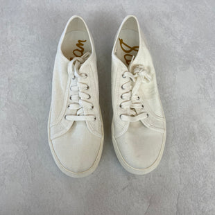 Primary Photo - BRAND: SAM EDELMAN STYLE: SHOES FLATS COLOR: WHITE SIZE: 8.5 SKU: 194-19414-35811