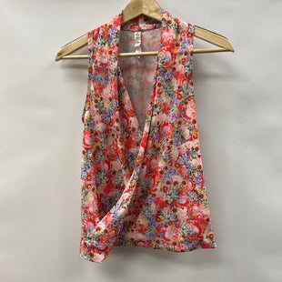 Primary Photo - BRAND: LULULEMON STYLE: ATHLETIC TANK TOP COLOR: FLORAL SIZE: 4 SKU: 194-194229-4681