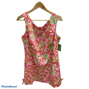 Primary Photo - BRAND: LILLY PULITZER STYLE: DRESS SHORT SLEEVELESS COLOR: PINK SIZE: 14 SKU: 194-194225-743