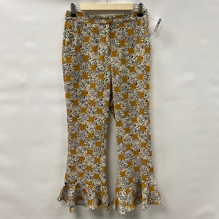 Primary Photo - BRAND: TOPSHOP STYLE: PANTS COLOR: MUSTARD SIZE: 4 SKU: 194-194194-9742