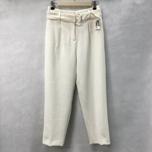 Primary Photo - BRAND: ANN TAYLOR STYLE: PANTS COLOR: CREAM SIZE: 2 OTHER INFO: NWT $98 SKU: 194-194220-5211