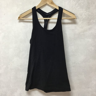 Primary Photo - BRAND: LULULEMON STYLE: ATHLETIC TANK TOP COLOR: BLACK SIZE: 8 SKU: 194-194183-23678