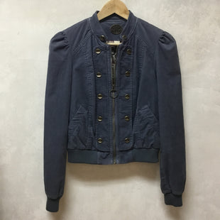 Primary Photo - BRAND: ANTHROPOLOGIE STYLE: BLAZER JACKET COLOR: BLUE SIZE: XS SKU: 194-194220-6299
