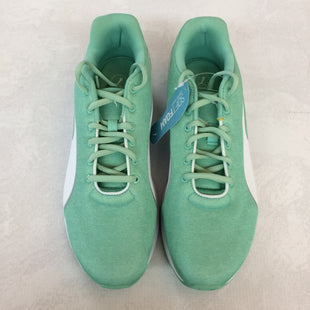 Primary Photo - BRAND: PUMA STYLE: SHOES ATHLETIC COLOR: GREEN SIZE: 7.5 SKU: 194-194194-5704