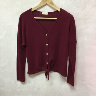 Primary Photo - BRAND: ALTARD STATE STYLE: TOP LONG SLEEVE COLOR: RASPBERRY SIZE: S SKU: 194-194225-2982