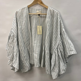 Primary Photo - BRAND: UNIVERSAL THREAD STYLE: SHAWL COLOR: STRIPED SIZE: OSFM OTHER INFO: NWT SKU: 194-194220-7057