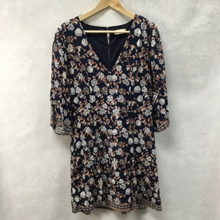 Primary Photo - BRAND: ALTARD STATE STYLE: DRESS SHORT LONG SLEEVE COLOR: FLORAL SIZE: L SKU: 194-194183-20976