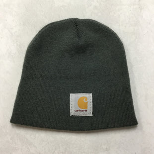 Primary Photo - BRAND: CARHART STYLE: HAT COLOR: GREEN SKU: 194-19414-38410