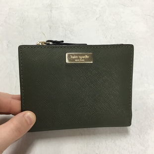 Primary Photo - BRAND: KATE SPADE STYLE: WALLET COLOR: GREEN SIZE: SMALL SKU: 194-194167-33055