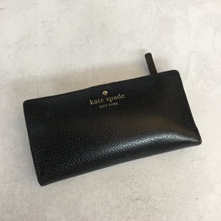 Primary Photo - BRAND: KATE SPADE STYLE: WALLET COLOR: BLACK SIZE: MEDIUM SKU: 194-194172-21824