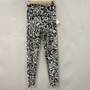 Primary Photo - BRAND: AERIE STYLE: ATHLETIC PANTS COLOR: BLACK WHITE SIZE: S SKU: 194-194236-1565