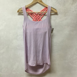Primary Photo - BRAND: LULULEMON STYLE: ATHLETIC TANK TOP COLOR: PURPLE SIZE: 8 OTHER INFO: AS IS SKU: 194-194238-17