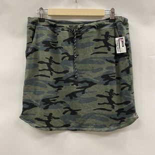 Primary Photo - BRAND: SUNDRY STYLE: SKIRT COLOR: CAMOFLAUGE SIZE: S SKU: 194-194167-34158