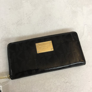 Primary Photo - BRAND: MICHAEL BY MICHAEL KORS STYLE: WALLET COLOR: BLACK SIZE: MEDIUM SKU: 194-194167-29734